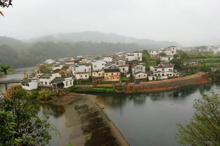 【撩你游九州】中国乡村哪家美,江西上饶找婺