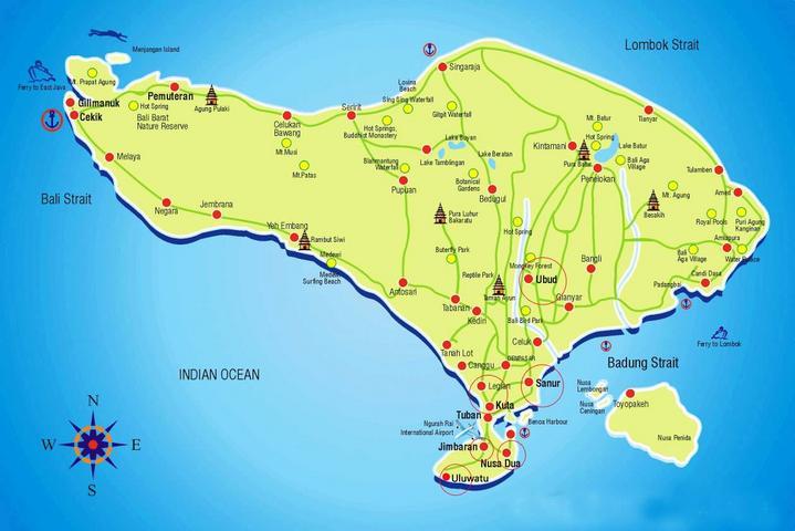 海岛度假,酒店怎么选?巴厘岛:一流,我为自己代言!