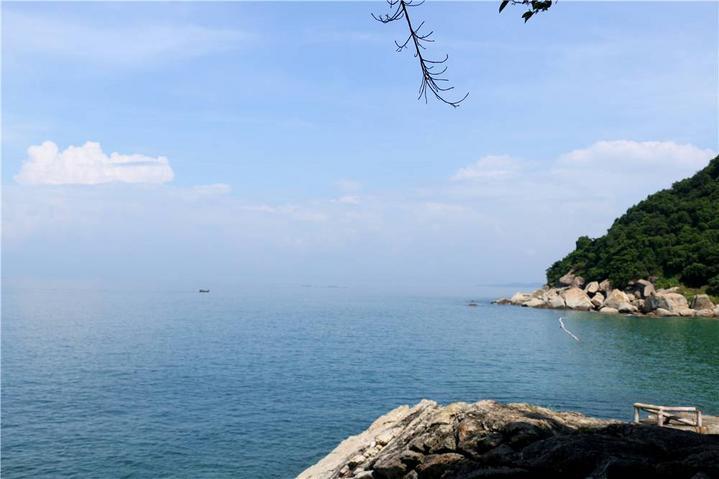 【我是达人】遇见深圳最美的沙滩,你身边的的杭州市别墅区二手房图片