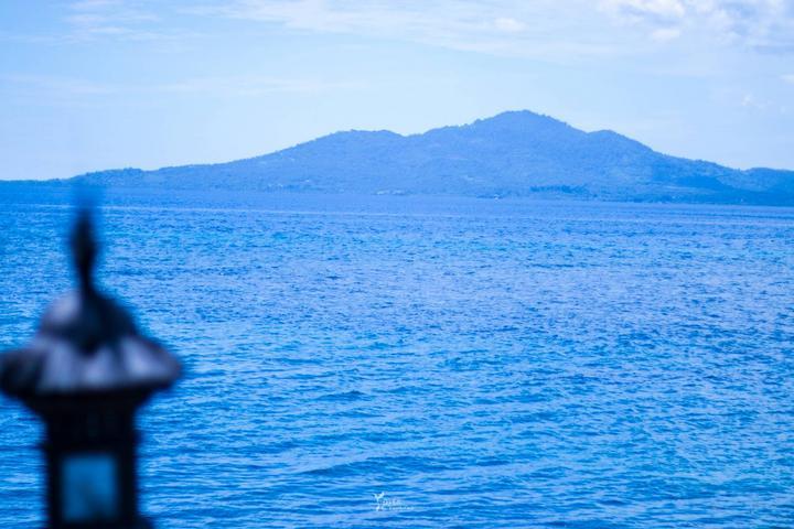 【我是达人】一半海水一半火山,潜入狮子的水上帝放法图片