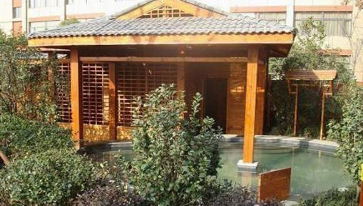 大师庭院花池设计