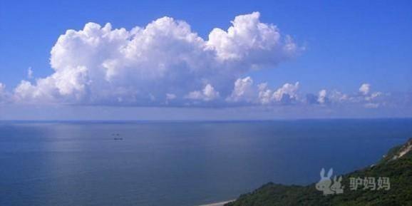 大南湾沙滩是珠海最天然最大最美丽的沙滩图片