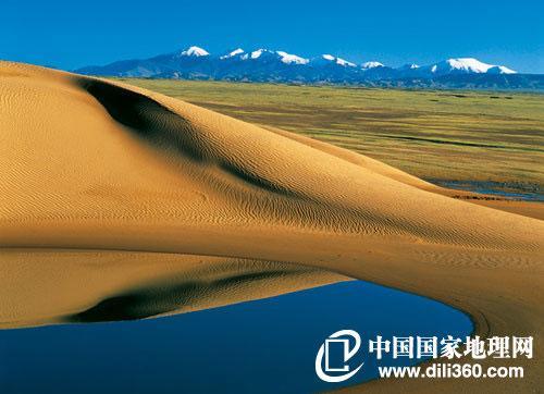 阿尔金是个神奇的地方,在那里,雪山 草原 湿地 沙漠 湖泊,还...