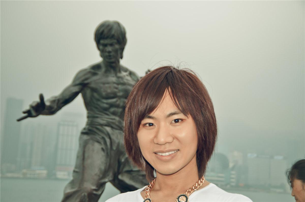 【我要做驴神】【妈妈去哪儿】大kimiの香港之旅