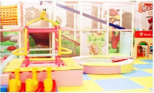 熊出没儿童乐园门票_太原熊出没儿童乐园介绍
