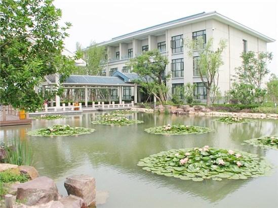游苏州国家湿地游船(含酒店),住太湖太湖净园公园(净)300平方别墅装修图片