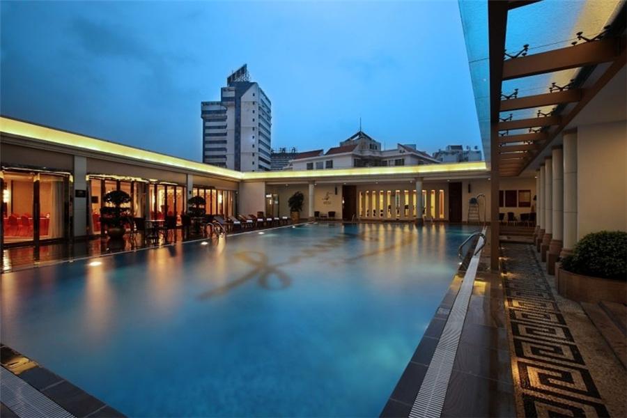 珠海来魅力假日酒店 临近拱北口岸