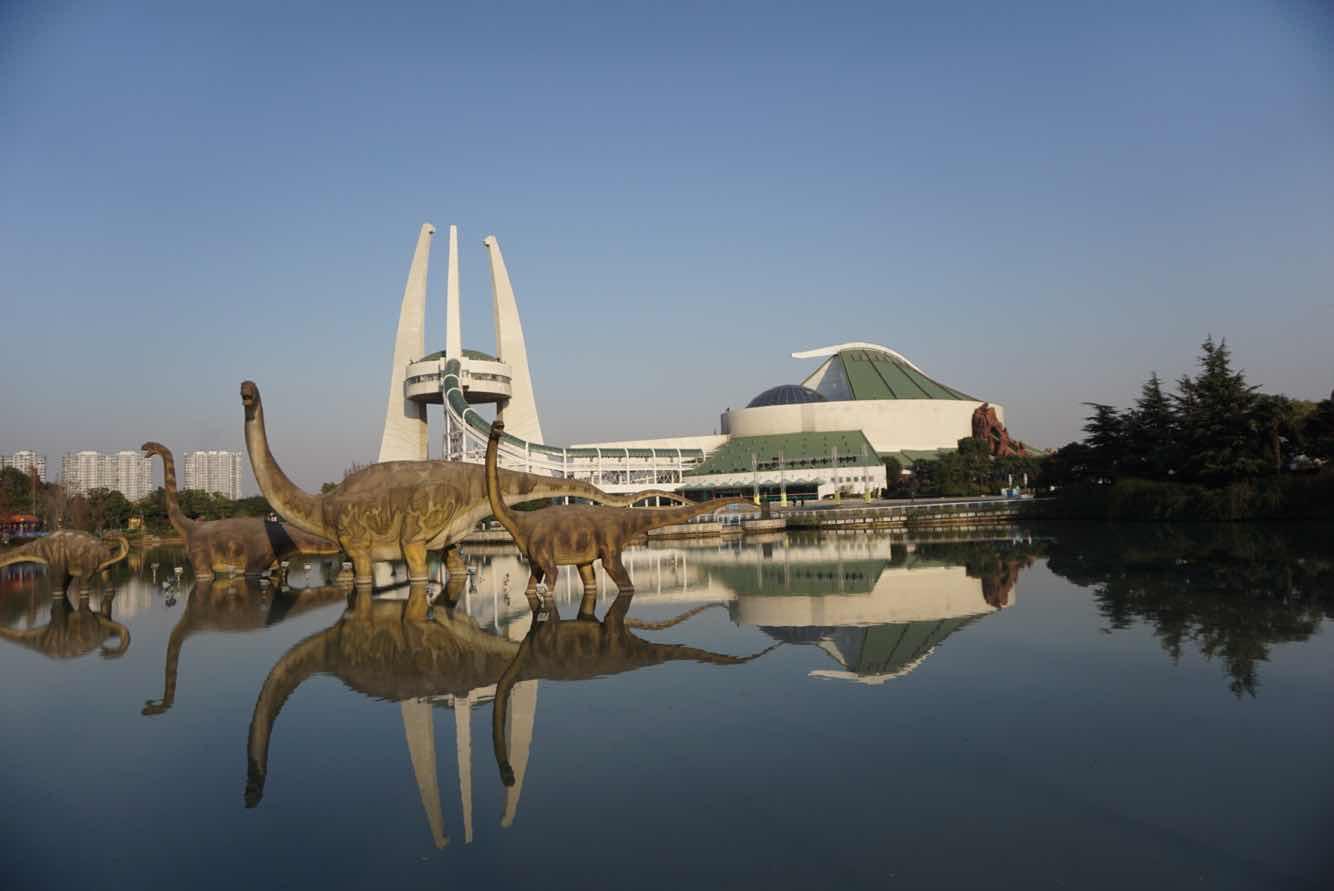 常州恐龙园附近五星酒店有哪些