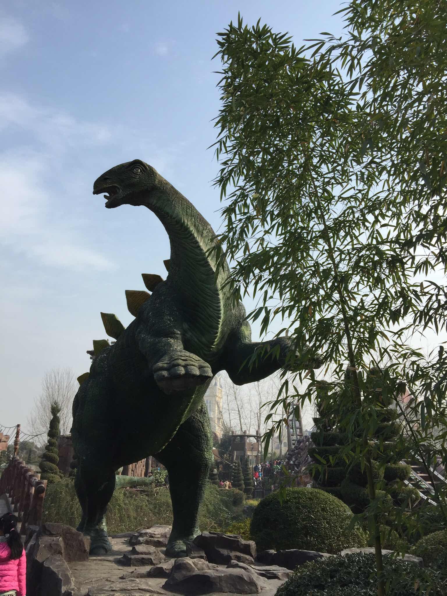 常州恐龙园温泉