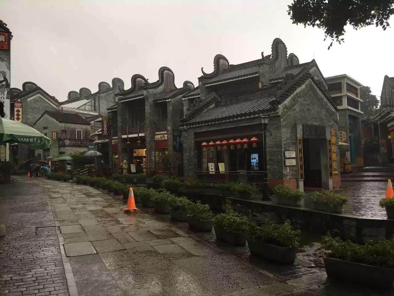 广州岭南印象园图片