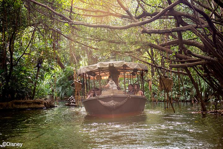 香港-香港迪士尼乐园-探险世界©香港迪士尼乐园