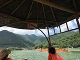 千岛湖水上酒店、天屿观岛、富春桃源、激情皮筏漂流巴士3日跟团游
