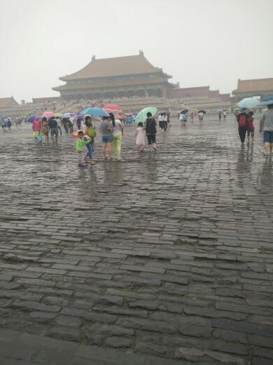 北京故宫【下午场】+北京杜莎夫人蜡像馆成人