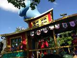 【上海迪士尼乐园 · 3天2晚】住上海浦东星河湾酒店,享免费双人自助早餐,游上海迪士尼乐园,逛新场古镇,自行加选野生动物园!