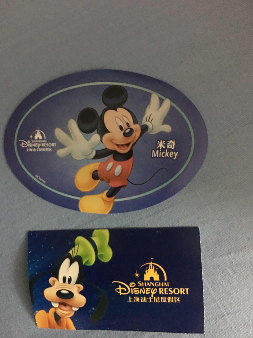 上海迪士尼乐园+上海迪士尼乐园 - 成人票上海