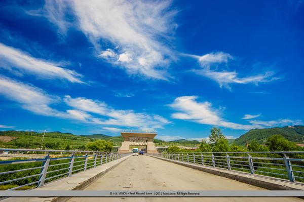 长白口岸 长白县出入境口岸-去朝鲜惠山穿越回六七十年代