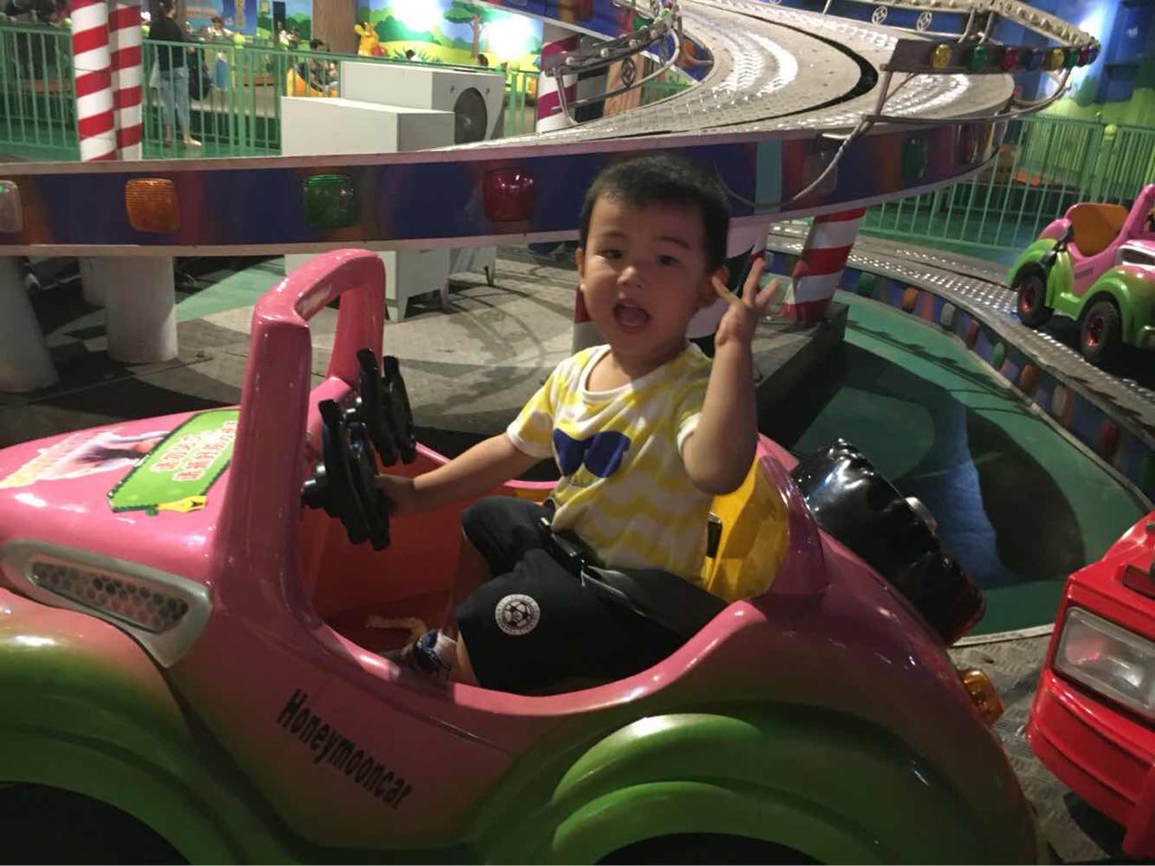 宋城杭州烂苹果亲子+机械票1大1小(刷身份证入乐园卖单1手图片