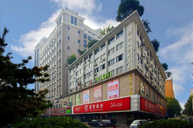 yibendaoseqingpian_4晚连住金马金致酒店(杭州市心广场店),酒店地处