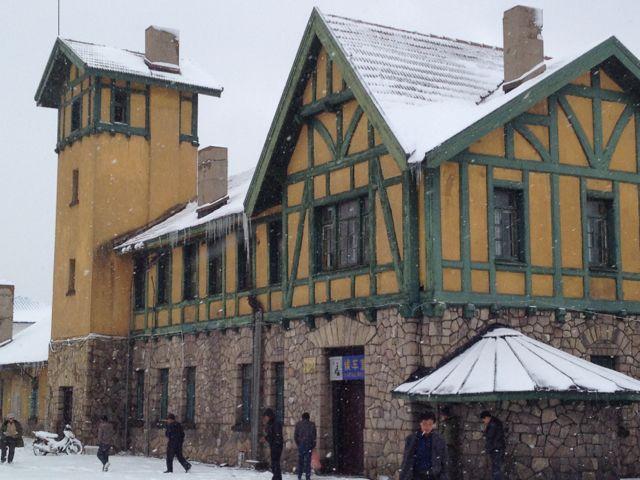 【我是达人】阿尔山,大兴安岭深处的欧式小镇图片