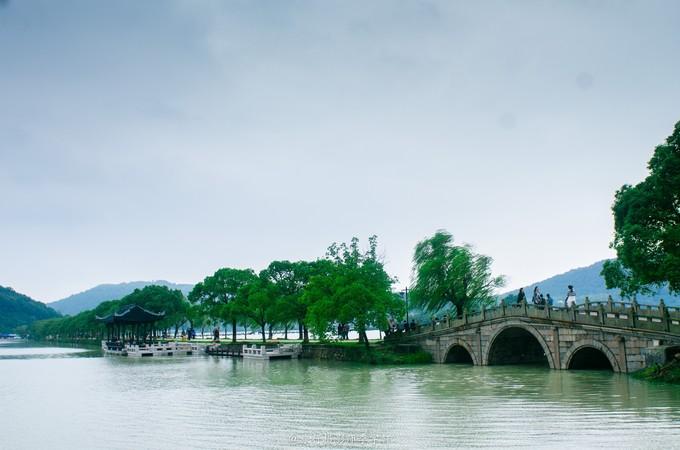 钱塘江畔一颗璀璨的明珠 嘉兴海盐之旅图片