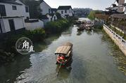 甪直古镇–天平山-红叶-红枫-清泉1日巴士跟团游(红叶季)