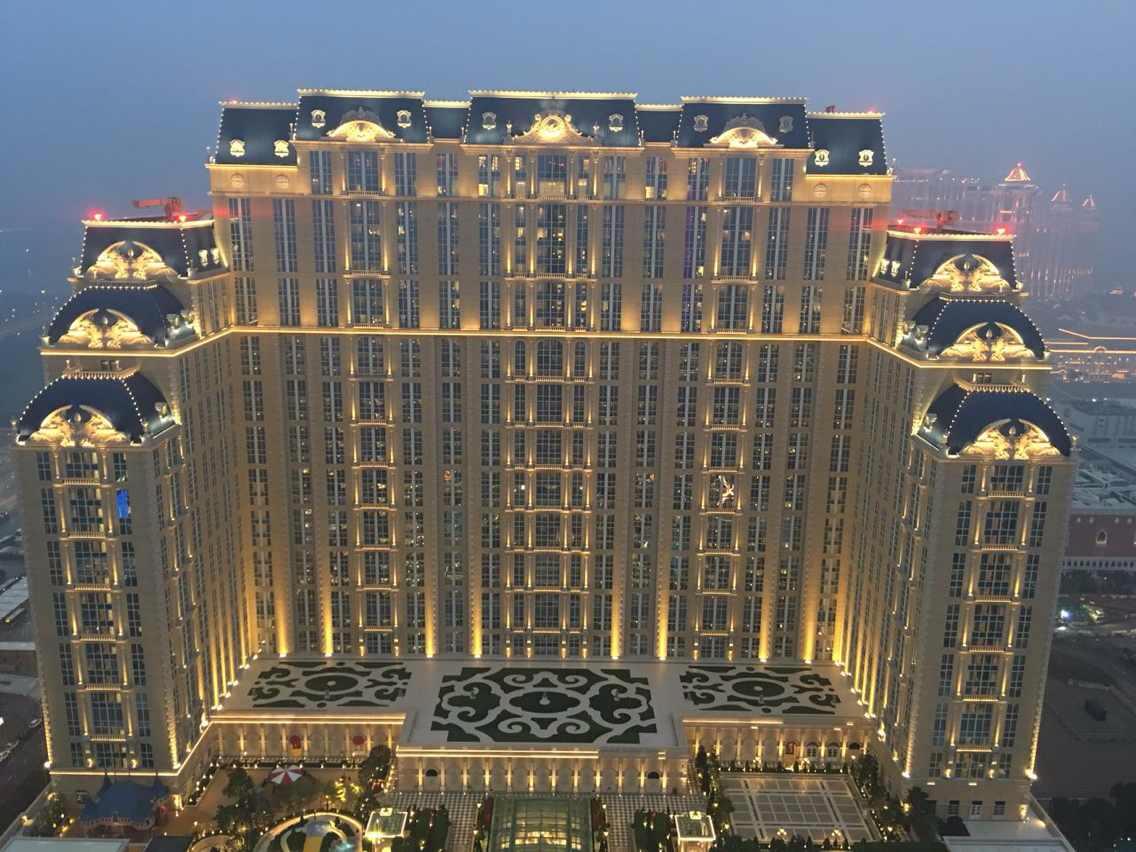 那个澳门巴黎人大酒店是几星级的?