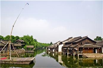 苏州狮子林、乌镇、杭州、千岛湖、上海巴士5
