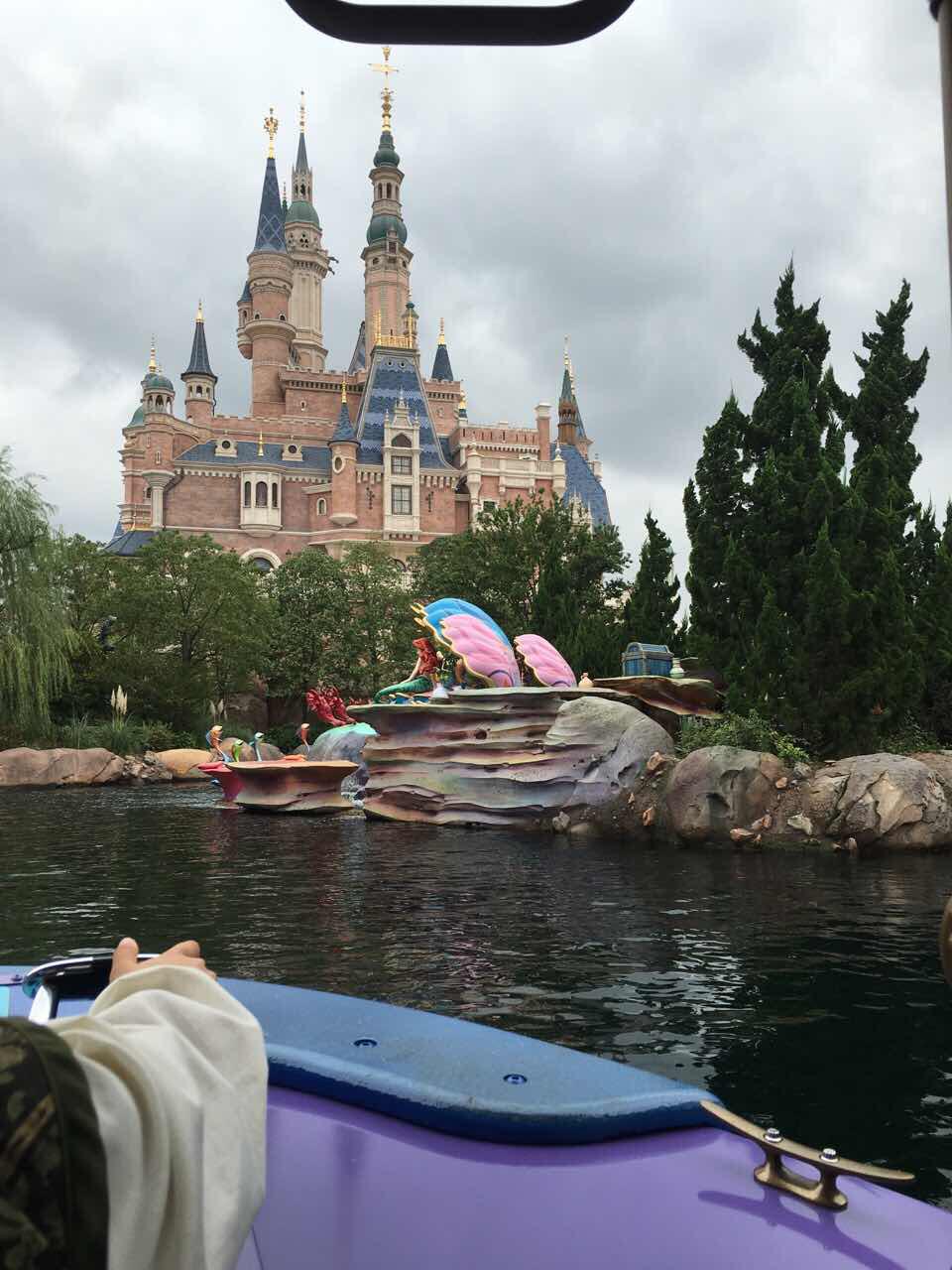 上海迪士尼乐园+上海迪士尼乐园票