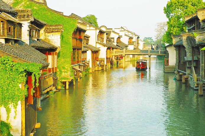 乌镇gdp_乌镇风景图片