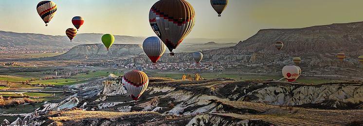 土耳其7晚10日游