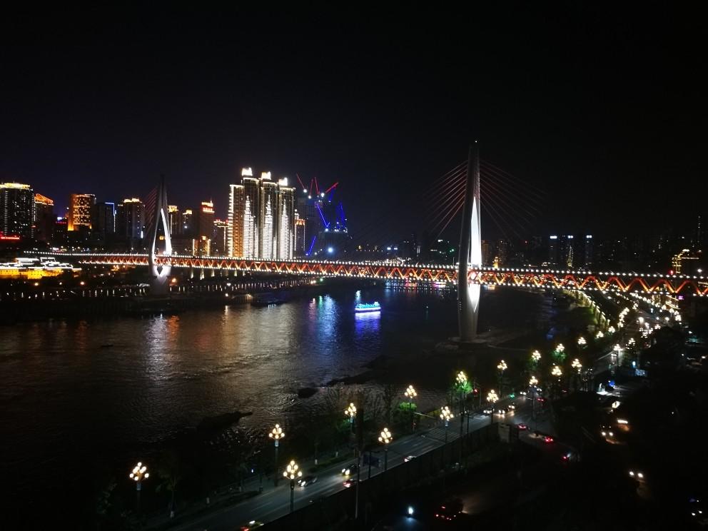 重庆长江索道 成人票长江索道建议晚上游览,重庆夜景不错,到 驴妈