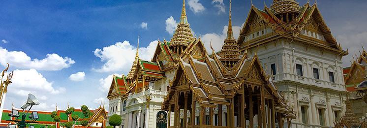 泰国5晚6或7日游