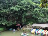 宜兴竹林漂流、溶洞、地下河探险、巴士1日跟团游(阳羡湖深氧之旅让你一次玩个够【特卖】)