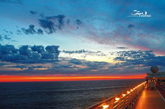 我心是海洋_【我是达人】我心是海洋——随着皇家加勒比国际游轮去远行