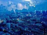 【泉城之恋,浪漫双人旅】住济南索菲特银座大饭店1晚+双人自助晚餐,于49楼银顶旋转餐厅,与亲爱的你,一起看绚丽风景!