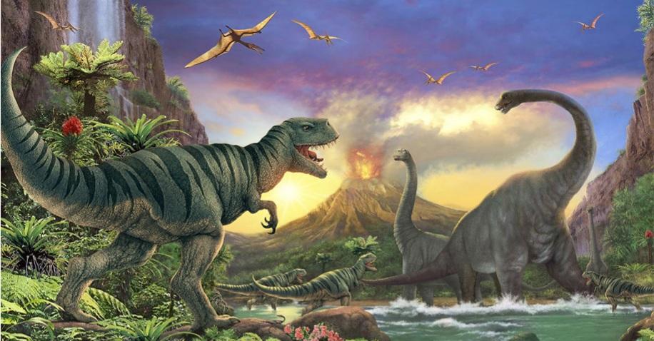 险第三站】站在巨人肩膀上!揭秘人类恐龙研究史-小小地质家 上海