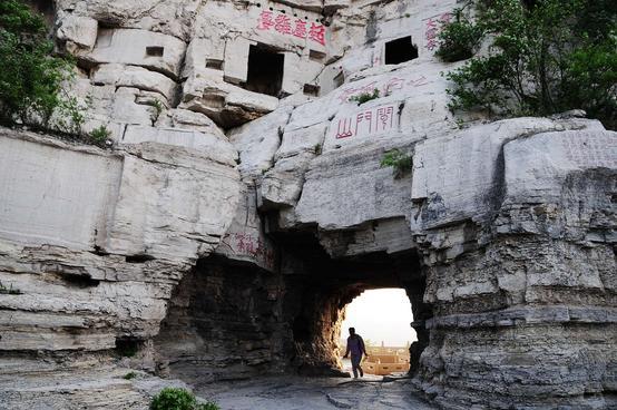 潍坊云门山风景区_潍坊青州云门山风景区图片大全_景点图片/摄影照片【驴妈妈攻略】