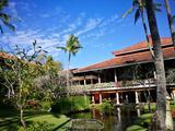 印度尼西亚,巴厘岛4晚5日自由行(巴厘岛美丽雅酒店Melia Bali,鹰航直飞往返,赠接送服务★★★★★)