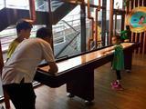 【 周末游】住1晚上海大船酒店+上海影视乐园/上海海湾国家森林公园/金山虹之汤/上海浦江源温泉热带雨林(景点4选1)+双早+免费WIFI+免费停车场+健身设施