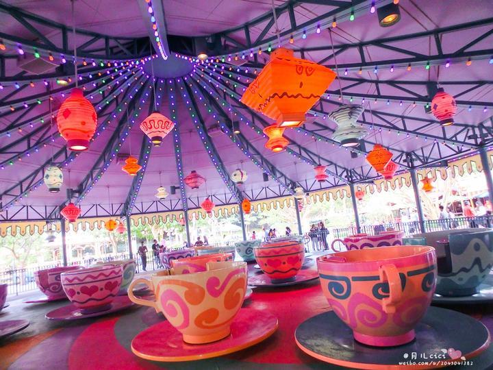 香港游 圆梦迪士尼童话