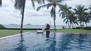 【嗨玩亚龙湾 喜来登爆款】三亚亚龙湾喜来登度假酒店2晚连住+一线海景·无边海滩+大堂欢迎饮料/儿童充气城堡/免费使用泳池皮划艇