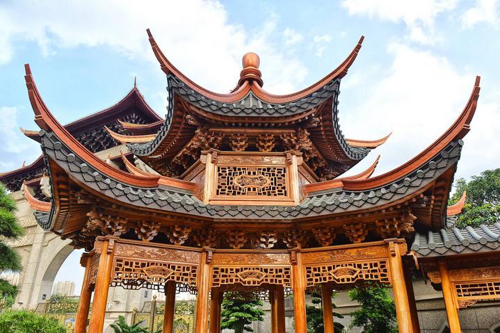玉林云天宫,堪比布达拉宫的吉祥之地