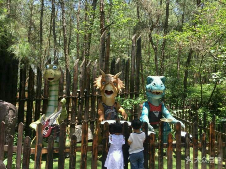 成都松鼠部落森林假日公园   成人票图片