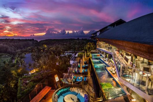 巴厘岛6日4晚自由行