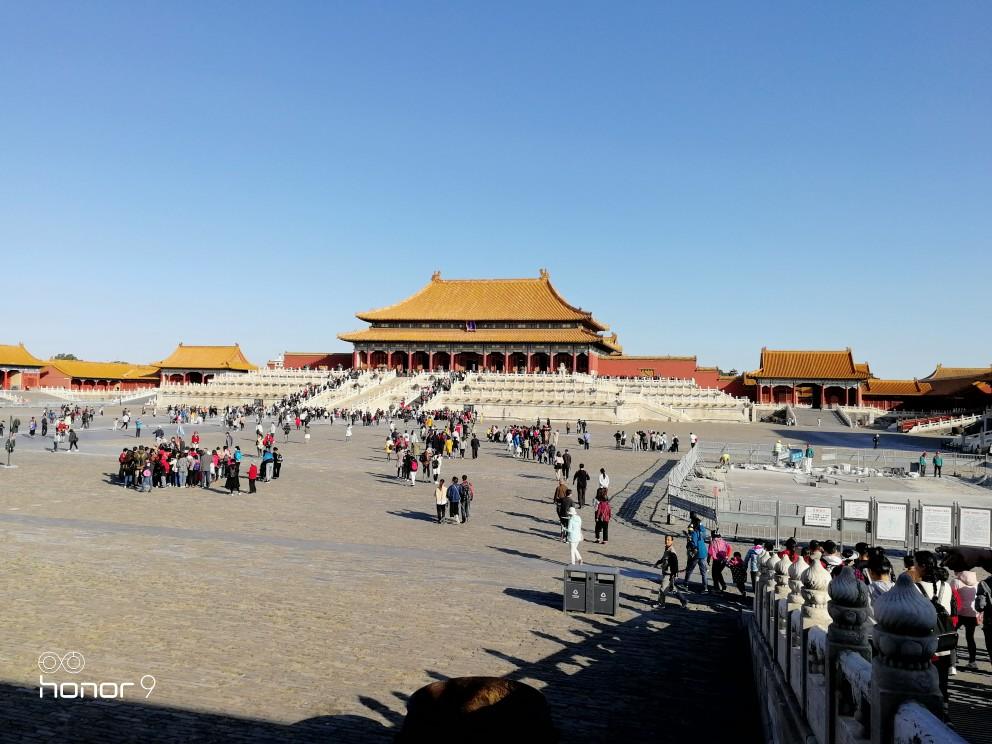 北京天安门+故宫+八达岭长城+鸟水巴士1日游吐鲁番当地自由行攻略图片