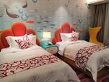 上海3天2晚【海昌极地海洋世界】第1晚住上海海昌海洋公园主题度假酒店,(第2晚住上海柏思特酒店+酒店自助早餐+免查房+延迟到14点退房)+上海海昌海洋公园成人门票2张