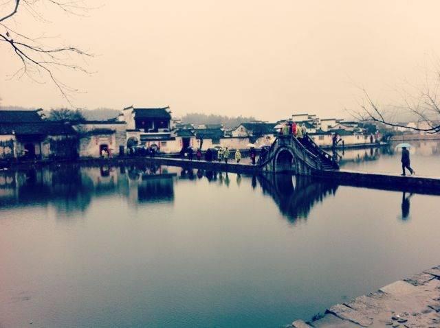 安微红村旅游景点_
